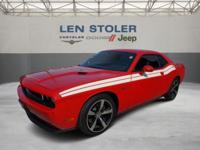 WOW YOU HAVE TO SEE THIS CHALLENGER R/T--HAS ADJUSTABLE