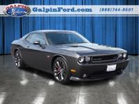 2014 Dodge Challenger 2dr Car SRT8 Our Location is: