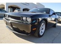 SXT trim, Black Clear Coat exterior. Head Airbag,