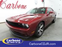 2014 Dodge Challenger RWD R/T 100th Anniversary Great