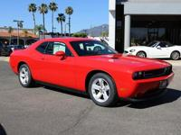 New Price! CARFAX One-Owner. Red 2014 Dodge Challenger