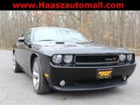 New Price! Black Clearcoat 2014 Dodge Challenger R/T