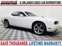 SAVE THOUSANDS on this 2014 Dodge Challenger R/T. SPORT