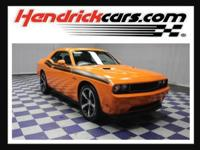 Options:  2014 Dodge Challenger R/T Classic|Header