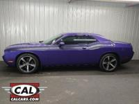 Options:  2014 Dodge Challenger 2Dr Cpe R/T
