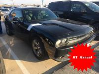 Options:  2014 Dodge Challenger R/T|Ask For Kraig