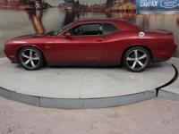 Recent Arrival! 2014 Dodge Challenger R/T R/T Red