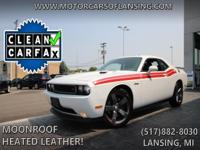 Options:  2014 Dodge Challenger R/T|Parking