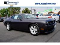 Options:  2014 Dodge Challenger R/T|R/T 2Dr Coupe|This