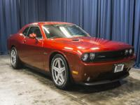 Clean Carfax HEMI Coupe with Power Driver Seat!