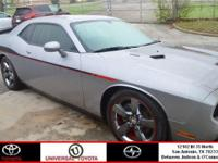 Drivers only for this sleek and dynamic 2014 Dodge