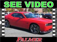 Exterior Color: toreador red, Body: Coupe, Engine: 6.4L
