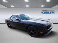CARFAX One-Owner. Black Clearcoat 2014 Dodge Challenger