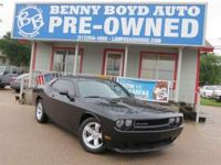 (512) 948-3430 ext.1336 This 2014 Challenger is priced