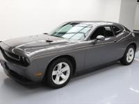 This awesome 2014 Dodge Challenger comes loaded with