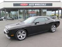 Drivers only for this sleek and seductive 2014 Dodge