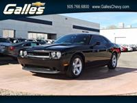This Dodge Challenger has a dependable Regular Unleaded