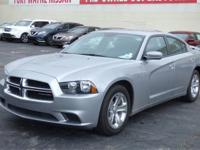 Meet our stellar 2014 Dodge Charger SE displayed in a