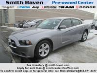 This 2014 Dodge Charger SE is proudly offered by Smith