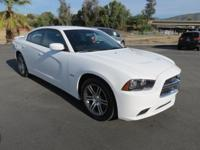 Step into the 2014 Dodge Charger! Blurring highway