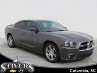Hemi power! 2014 Charger R/T with sunroof, alloys,