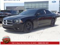 2014 Charger R/T Clean CARFAX One Owner **Bluetooth