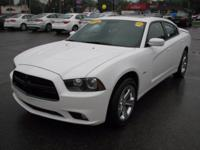 The 2014 Dodge Charger is a powerful full sedan. Some