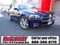 ONE OWNER, ONLY 24K Miles!! 2014 Dodge Charger! A