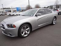 Exterior Color: silver, Body: R/T 4dr Sedan, Engine: