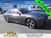 1 OWNER! This 2014 Dodge Charger R/T Plus is well