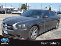 Meet our stellar 2014 Dodge Charger R/T RWD featured in