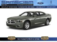 This super 2014 Dodge Charger R/T is just waiting to