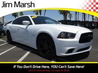 Charger R/T, 2014 one-owner car with a clean Carfax! A