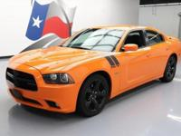 2014 Dodge Charger with Blacktop Package,5.7L HEMI V8