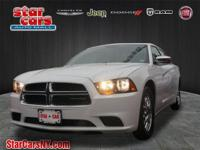 Enjoy the open road in this 2014 Dodge Charger SE, with