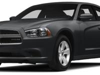 Gray 2014 Dodge Charger SE RWD Automatic 3.6L V6 24V