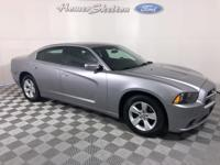New Price! Clean CARFAX. Silver 2014 Dodge Charger SE