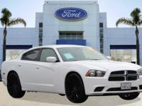 Options:  2014 Dodge Charger Se|White/|V6 3.6 L