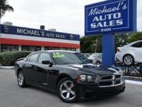 Options:  2014 Dodge Charger Se|Black|Flex Fuel! Talk