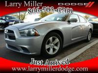 Boasts 27 Highway MPG and 18 City MPG! This Dodge