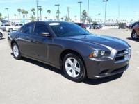 2014 Dodge Charger SE. An outstanding One Owner sedan,