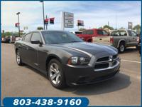 Options:  2014 Dodge Charger Se|Gray|One Owner