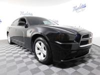 2014 Dodge Charger Pitch Black ** SERVICE RECORDS