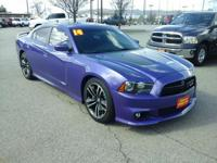 This 2014 Dodge Charger SRT8 Super Bee is offered to
