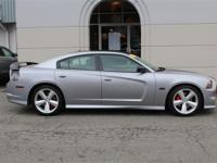 This 2014 Dodge Charger SRT8 Superbee ONE-OWNER CARFAX