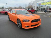 Exterior Color: hemi orange, Body: Sedan, Engine: