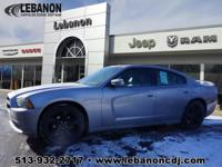 CARFAX One-Owner. Clean CARFAX. 2014 Dodge Charger SXT