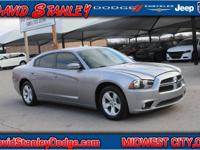 CARFAX One-Owner. Clean CARFAX. Silver 2014 Dodge