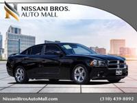 New Price! Clean CARFAX. Certified. Black 2014 Dodge