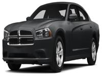 Options:  2014 Dodge Charger Sxt|2 Years Maintenance